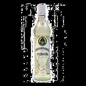 Picture of Liqueurs Staroslovanska Old Slavonic Zubrovka 40% Alc. 0.7L (Case=15)