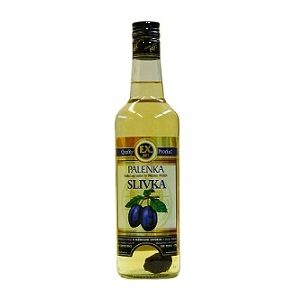 Picture of Fruit Spirit Palenka Plum 38% Alc. 0.5L (Case=12)