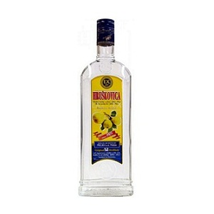 Picture of Fruit Brandy EX Hruskovica Pear 52% Alc. 0.5L (Case=12)