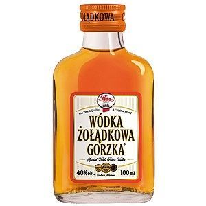 Picture of Vodka Zoladkowa Traditional 40% Alc. 0.1L (Case=16)