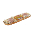 Picture of Baguette French Bread MaxTop with Ham Frozen 200g (Case=30)