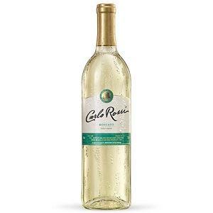 Picture of Wine Carlo Rossi Muscato-sweet 9% Alc. 0.75L (Case=12)