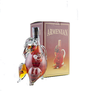 Picture of Brandy Armenian Bear 40% Alc. 0.5L (Case=6)