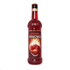 Picture of Liqueur Warszawska Wisniowka Cherry 32% Alc. 0.5L (Case=15)