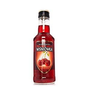 Picture of Liqueur Warszawska Wisniowka Cherry 32% Alc. 0.2L (Case=20)