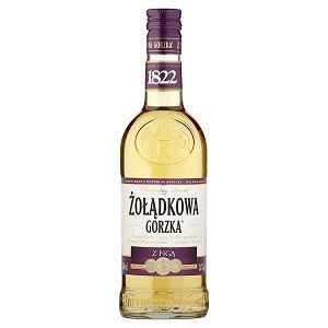 Picture of Vodka Zoladkowa Fig 34% Alc. 0.5L (Case=12)