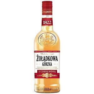 Picture of Vodka Zoladkowa Black Cherry 36% Alc. 0.5L (Case=12)