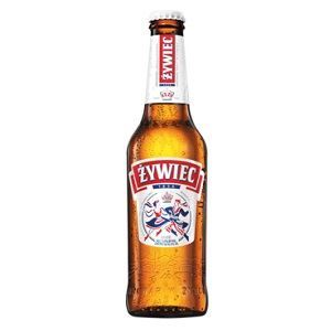Picture of Beer Zywiec Bottle 5.6% Alc. 0.5L (Case=20)