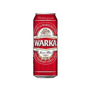 Picture of Beer Warka Can 5.5% Alc. 0.5L (Case=24)