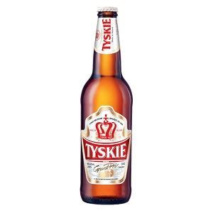 Picture of Beer Tyskie Bottle 5.0% Alc. 0.5L (Case=20)