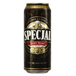 Picture of Beer Special Can 6.0% Alc. 0.5L (Case=24)