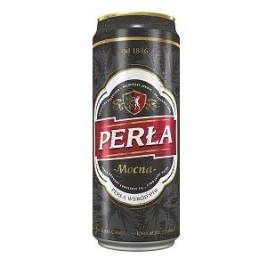 Picture of Beer Perla Mocna Can 7.6% Alc. 0.5L (Case=24)