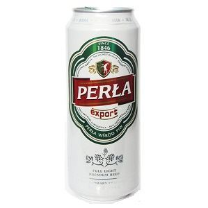 Picture of Beer Perla Export Can 5.6% Alc. 0.5L (Case=24)