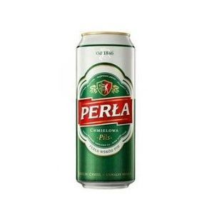 Picture of Beer Perla Chmielowa Can 6.0% Alc. 0.5L (Case=24)