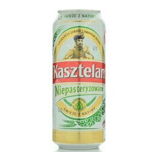 Picture of Beer Kasztelan Can 5.7% Alc. 0.5L (Case=24)