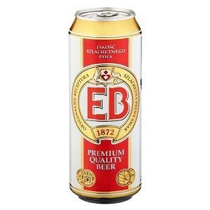 Picture of Beer EB Can 5.2% Alc. 0.5L (Case=24)