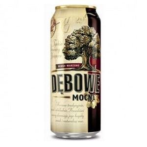 Picture of Beer Debowe Mocne Can 7.0% Alc. 0.5L (Case=24)