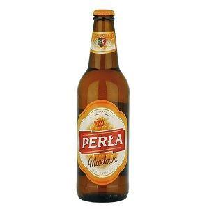 Picture of Beer Perla Honey Bottle 6.0% Alc. 0.5L (Case=20)