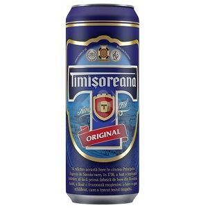 Picture of Beer Timisoreana Can 5.0% Alc. 0.568L (Case=24)
