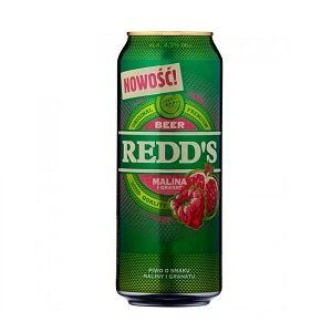 Picture of Beer Redds Raspberry Can 4.5% Alc. 0.5L (Case=24)