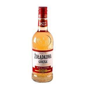 Picture of Liqueur Zoladkowa Gorzka Black Cherry 0.2L (Case=20)