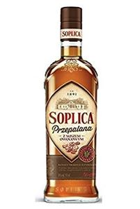 Picture of Liqueur Soplica Caramelized With dry fruits 36% Alc. 0.5L (Case=15)