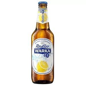 Picture of Radler Warka 0.0% Alc. 0.5L (Case=20)