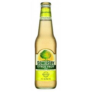 Picture of Beer Somersby Citron 4.5% Alc. 0.4L (Case=24)