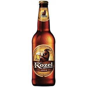 Picture of Beer Kozel 4.0% Alc. 0.5L (Case=20)