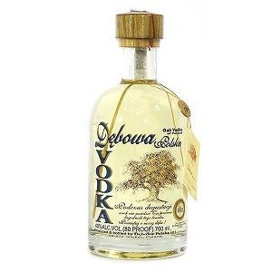 Picture of Vodka Debowa polska Wodka Oak 40% Alc. 0.7L (Case=6)