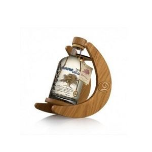 Picture of Vodka Debowa Polska on Moon stand with 2 shots Ksiazyc etui 40% Alc. 0.5L  (Case=6)