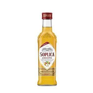 Picture of Vodka Flavoured Soplica Apple 30% Alc. 0.2L (Case=24)