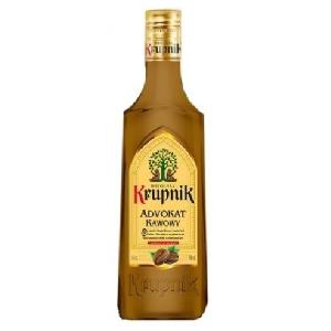 Picture of Liqueur Krupnik Advokat Coffee 16% Alc. 0.5L (Case=12)