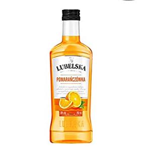 Picture of Liqueur Lubelska  Orange 30% Alc. 0.5L (Case=12)