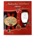 Picture of Nalewka Babuni Cherry with Cardamon in Gift Pack18% Alc. 0.50L