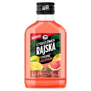 Picture of Vodka Rajska Cytryna zGrejpfrutem 30% Alc. 0.1L (Case=24)
