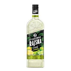 Picture of Vodka Rajska Cytryna zLimonka 30% Alc. 0.5L (Case=15)