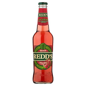 Picture of Beer Redds Raspberry Pomegrant bottle 4.5% Alc 0.4L (Case=18)