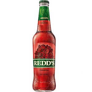 Picture of Beer Redds Zurawina bottle 4.5% Alc 0.4L (Case=18)