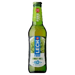 Picture of Radler Lech Free Lemon bottle 0.0% Alc. 0.5L (Case=20)