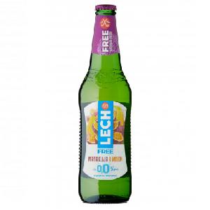 Picture of Radler Lech Free Marakuja bottle 0.0% Alc. 0.5L (Case=20)