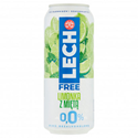 Picture of Radler Lech Free Lemon Can 0.0% Alc. 0.5L (Case=24)
