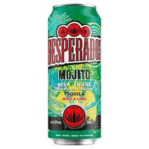 Picture of  Beer DesperadosTequila Mojito Can 6% Alc. 0.5L (Case=24)