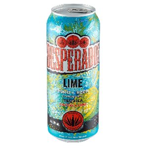 Picture of Beer DesperadosTequila Lime Can 3% Alc. 0.5L (Case=24)