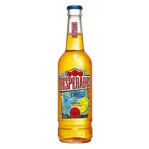 Picture of Beer Desperados Lime Bottle 3.0% Alc. 0.4L (Case=12)