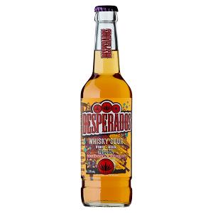 Picture of Beer Desperados Whiskey-Sour  Bottle 6.0% Alc. 0.4L (Case=12)
