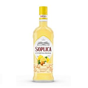 Picture of Vodka Flavoured Soplica Lemon/Quince 30% Alc. 0.5L (Case=15)