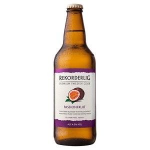 Picture of Beer Cider Rekorderlig Passion Fruit 4.0% Alc. 0.5L (Case=15
