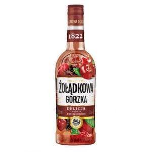 Picture of Vodka Zoladkowa Delicja Cherry&Dark Chocolate 30% Alc. 0.5L (Case=12)